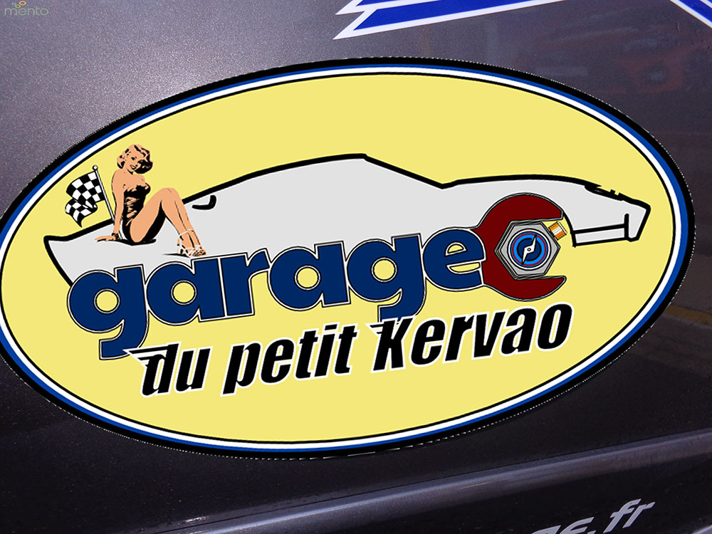 Kervao<br>Marquage Véhicule